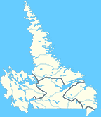 Small Map - Labrador